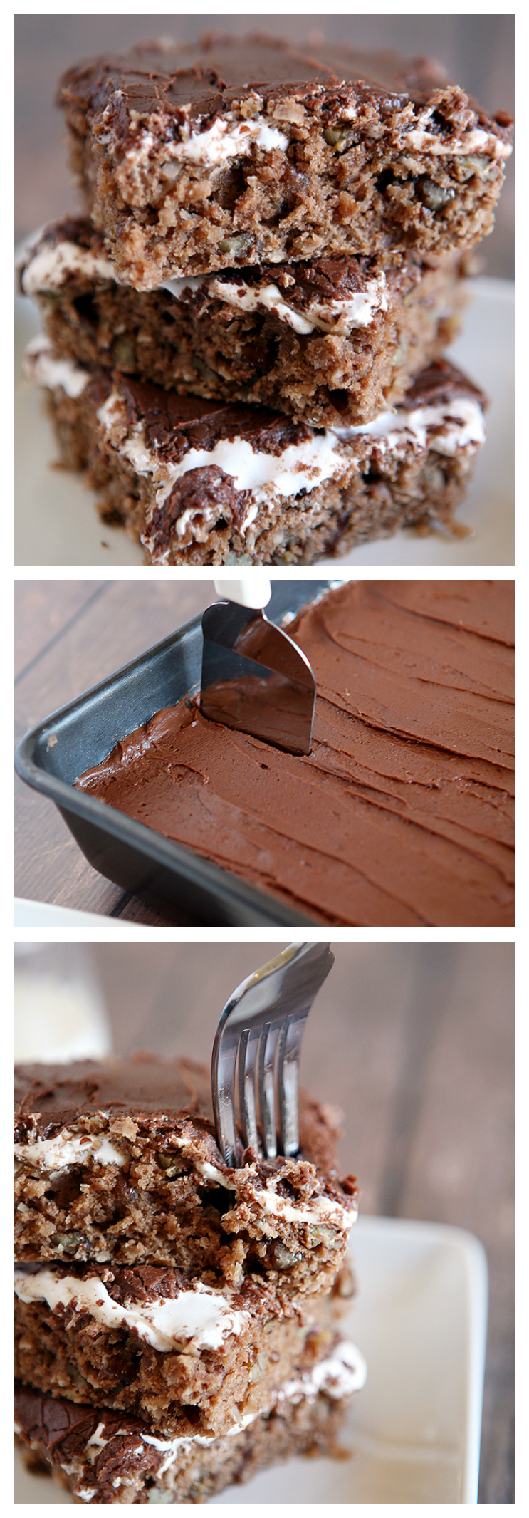 Mississippi Mud Brownies | Brownie Recipes