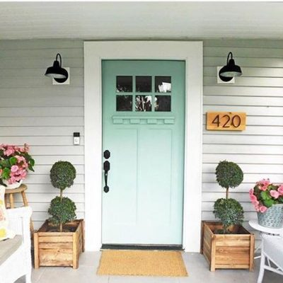 Front Porch Ideas That Are So Pretty