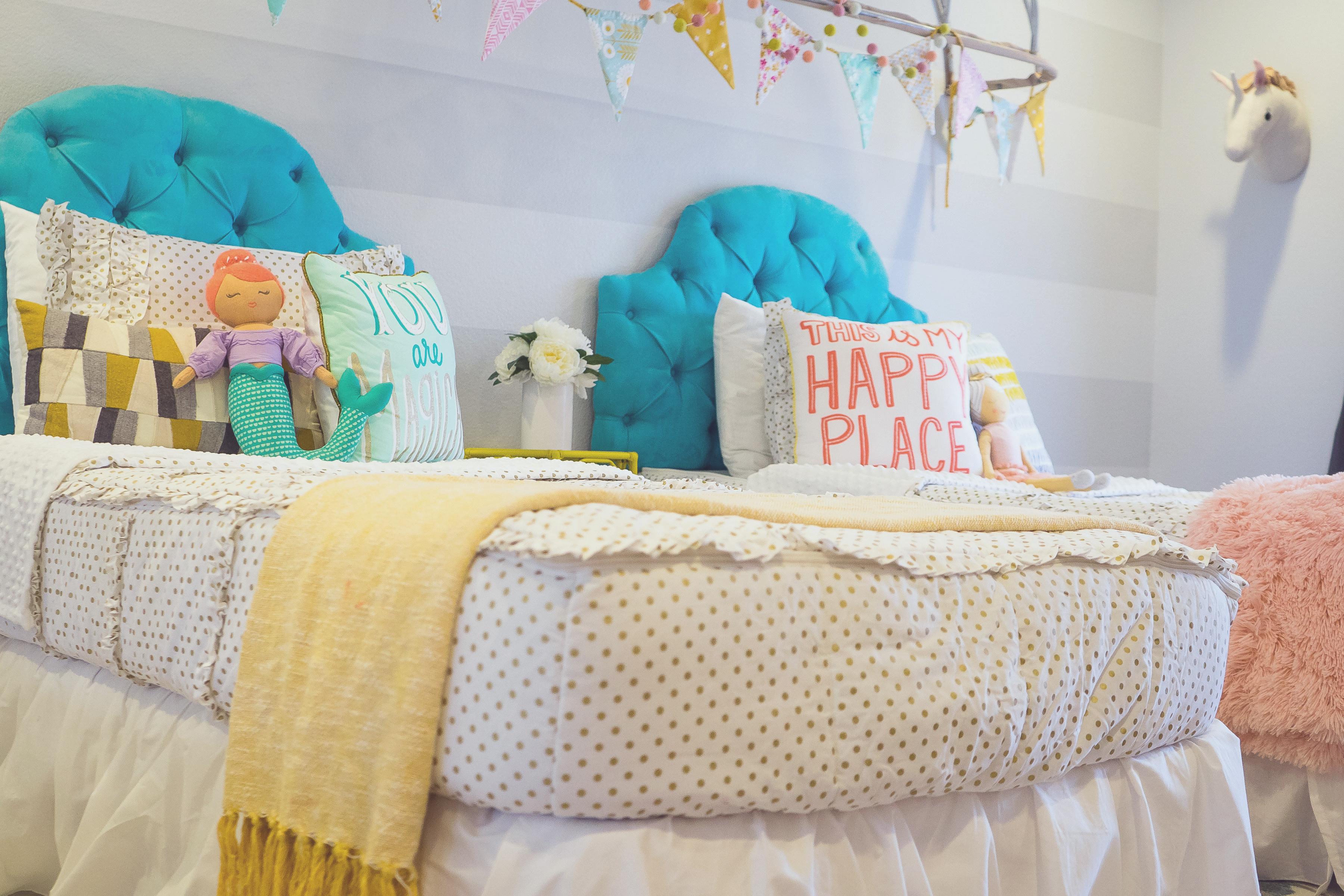 Little Girls Bedroom Ideas - Beddys Bedding
