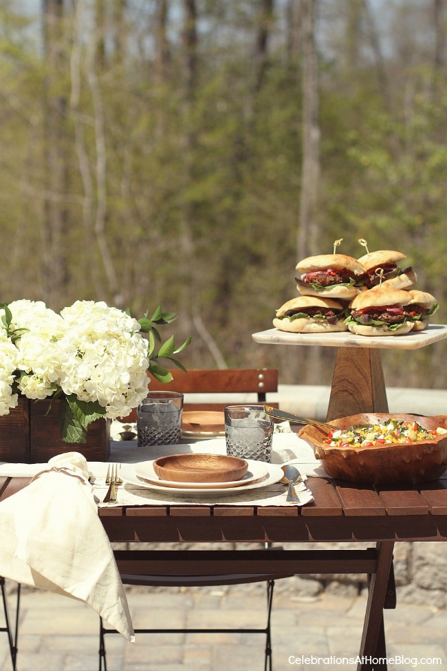 Al Fresco Dinner Party from Celebrations at Home