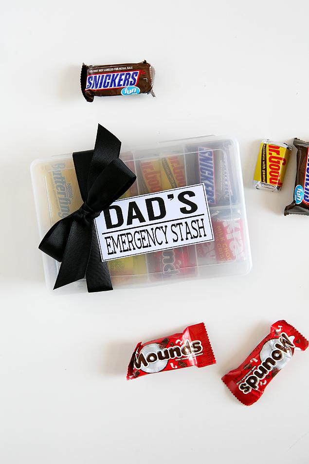 Dad's Emergency Stash | Father's Day Ideas
