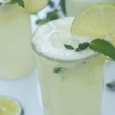 Lemon Lime Slush