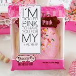 I'm Tickled Pink To Have You For My Teacher
