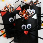 Black Cat Treat Holders