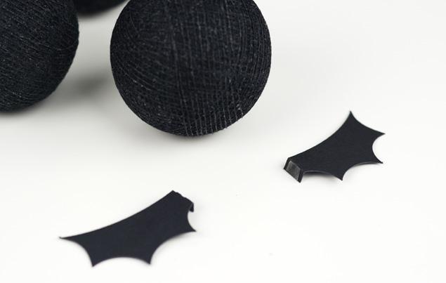 Halloween Party Decorations - Bat Lights