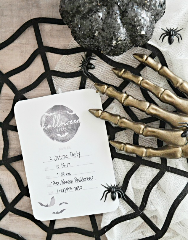 free printable halloween party invitations eighteen25