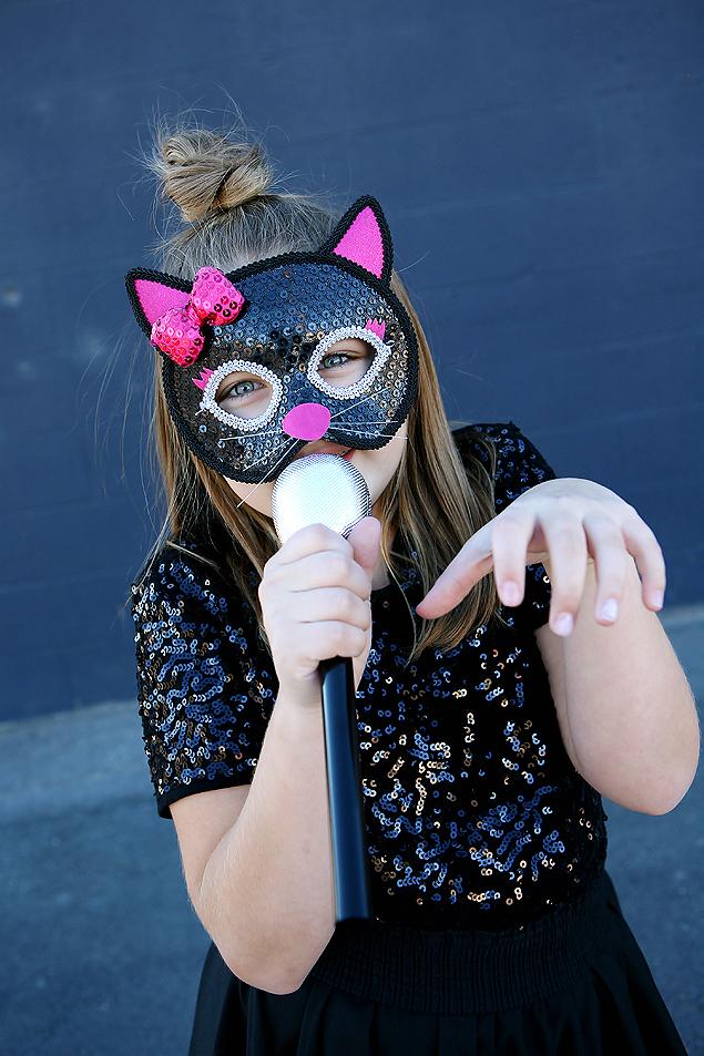 Tween Halloween Costume Ideas | Rock Star Kitty