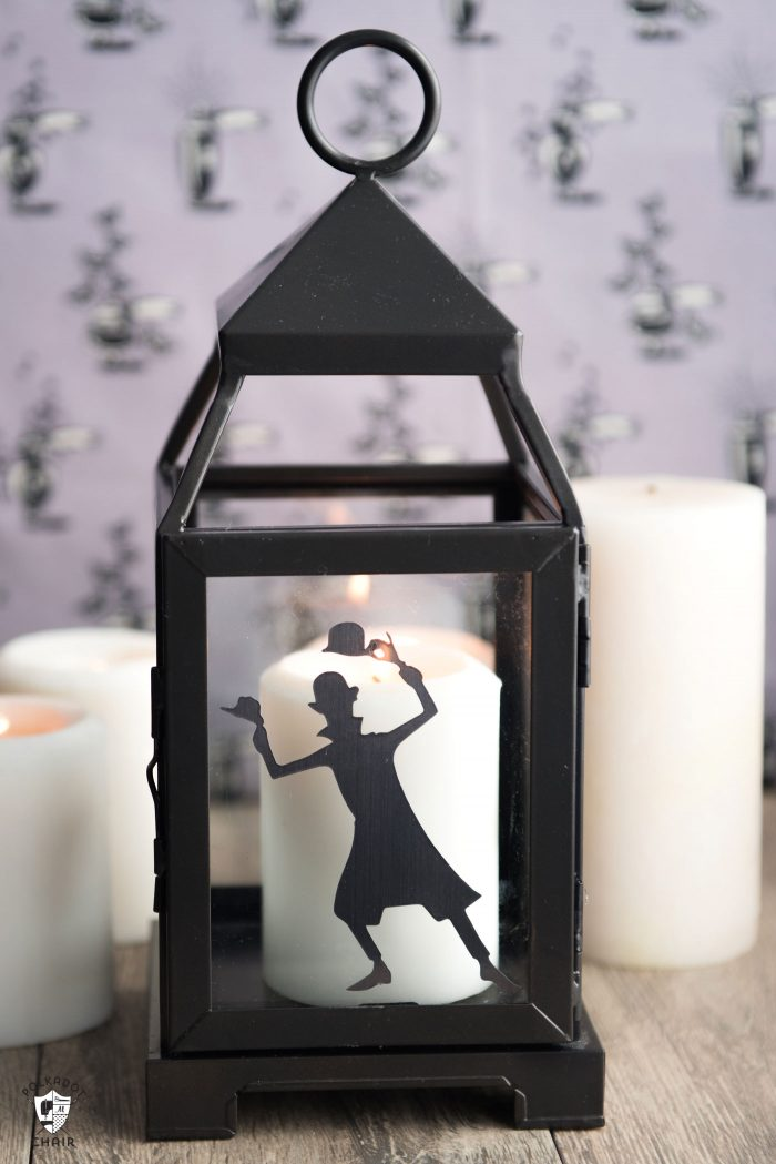 DIY Haunted Mansion Lanterns | Halloween Decoration Ideas