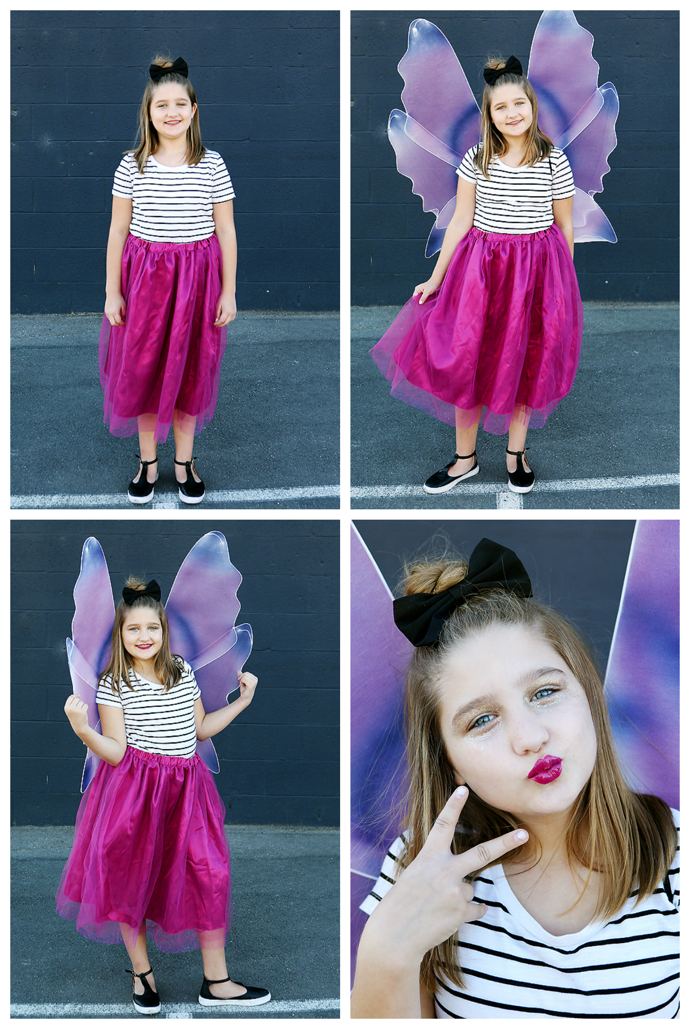 Easy Halloween Costumes For Tween Girls | Sparkle Fairy