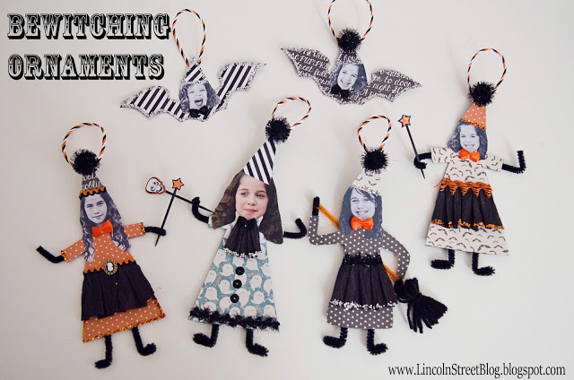Bewitching Ornaments