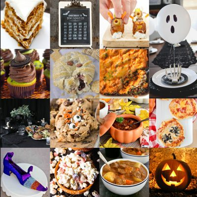 Halloween Night Recipes and Decor