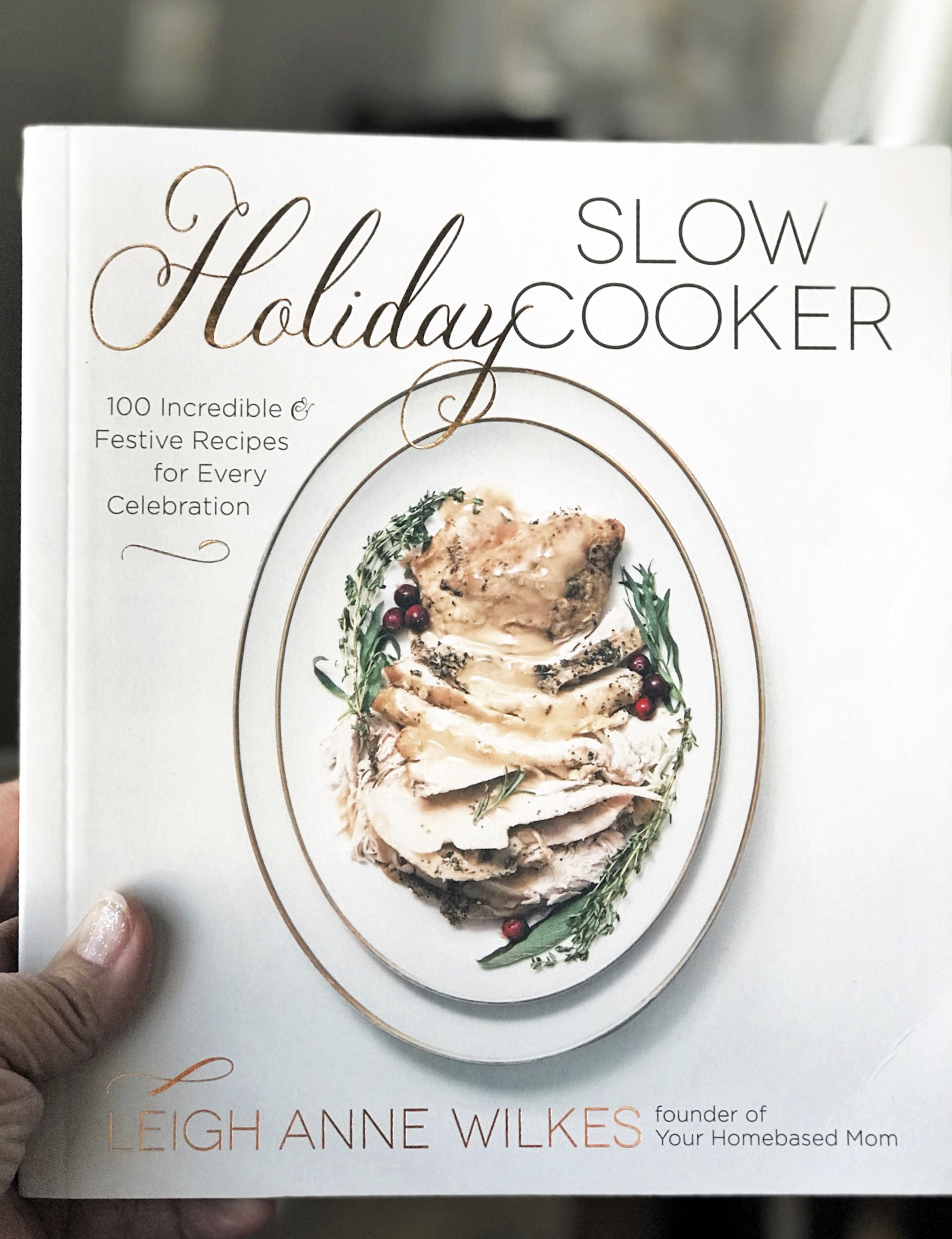 Holiday Slow Cooker Cookbook