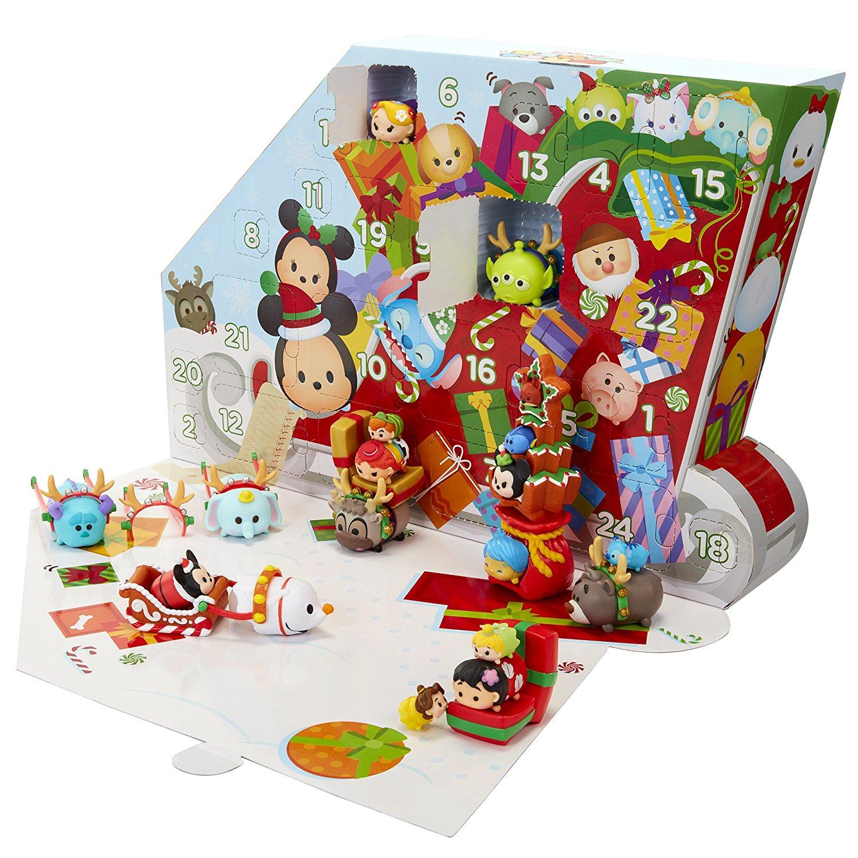 Disney Tsum Tsum Christmas Countdown