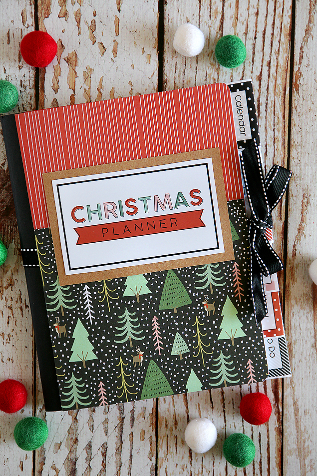 Christmas Planners with Free Printables
