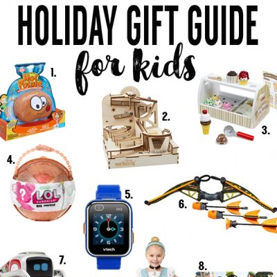 2017 Holiday Gift Guide | Kids