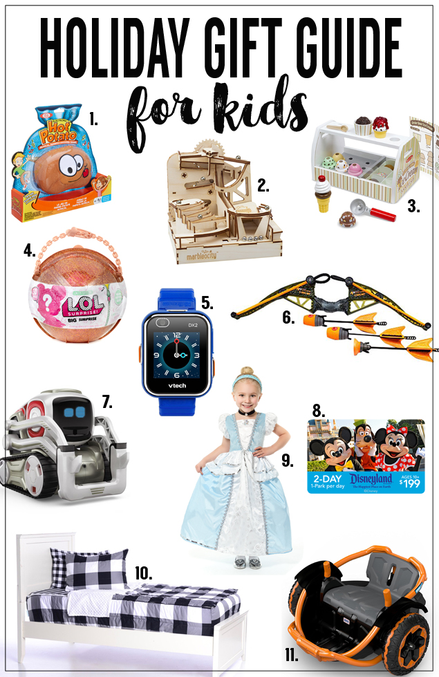 Holiday Gift Guide For Kids Fun Christmas Ideas That Will Love