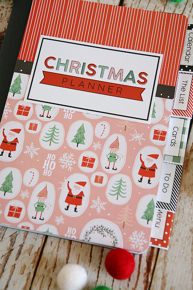 photo regarding Free Christmas Planner Printables identified as Xmas Planners with Free of charge Printables - 1825
