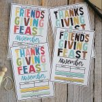Free Printable Thanksgiving Invitations