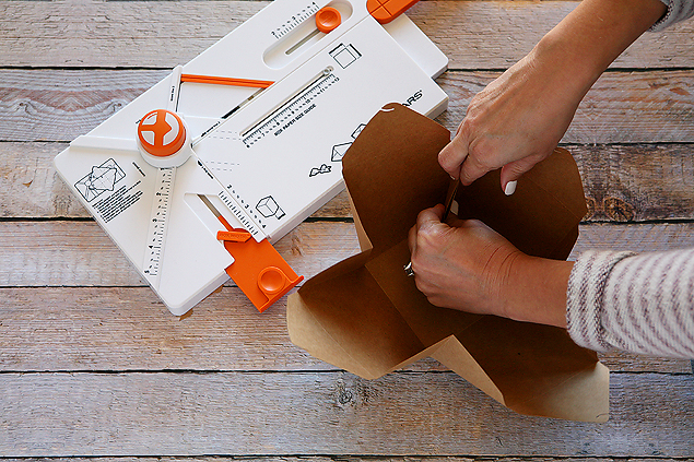 Christmas Treat Gift Boxes - The Gifting Board from Fiskars