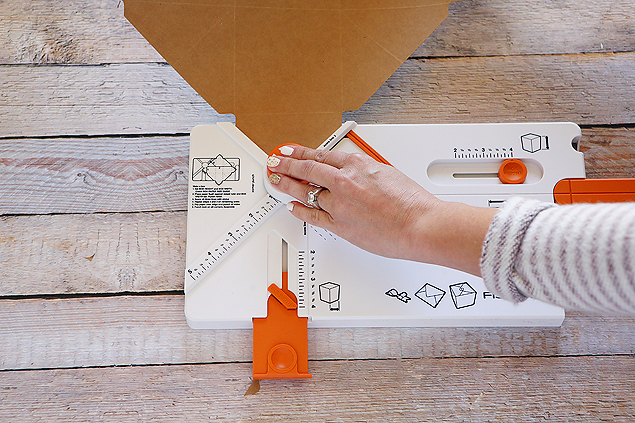 Christmas Treat Gift Boxes - DIY Christmas Gift