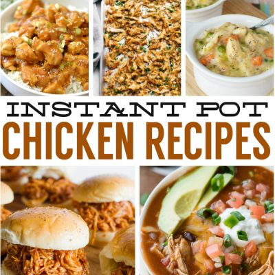 Delicious Instant Pot Chicken Recipes
