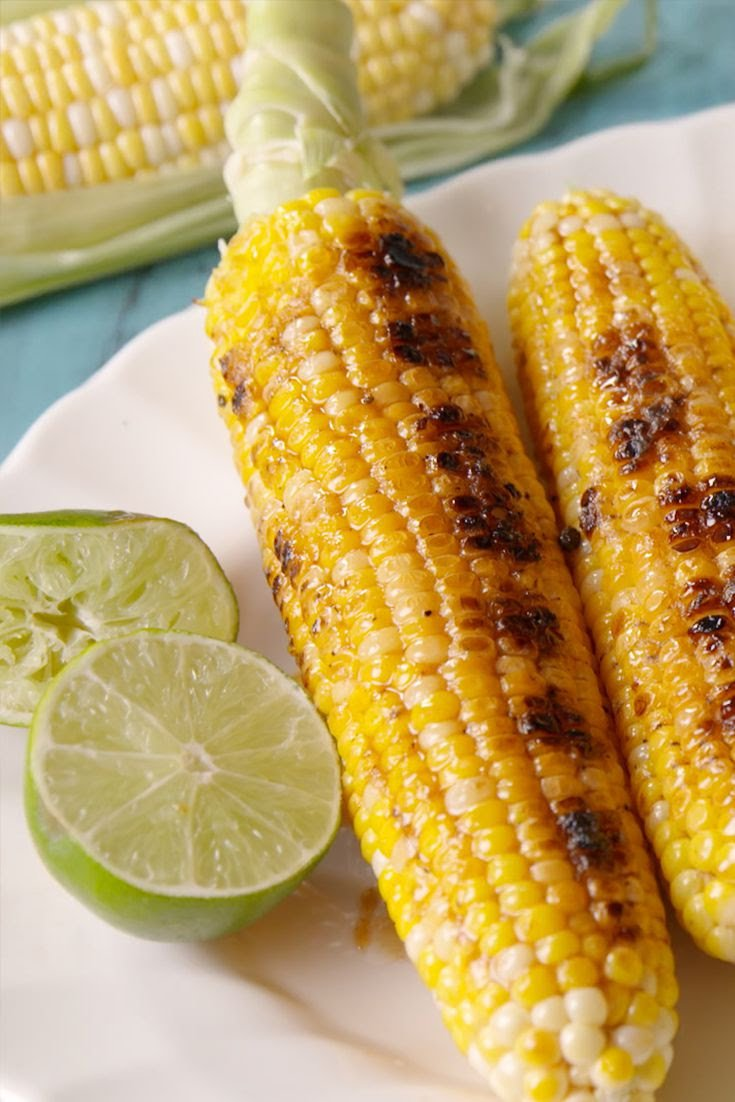 Grilled Crack Corn on the Cob | delish