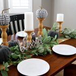 Fall Farmhouse Tablescape