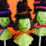 Adorable Lollipop Witches