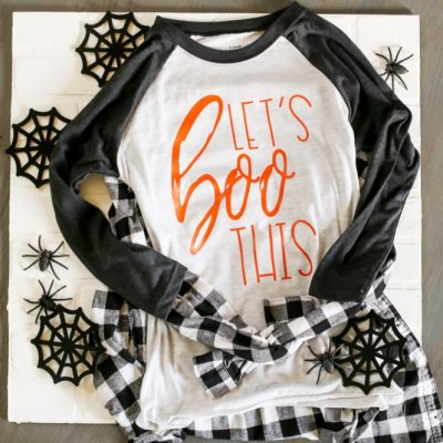 Let's BOO This Halloween Shirt