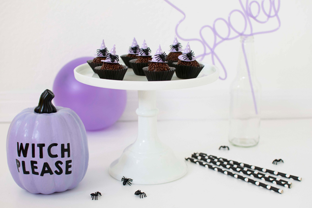 How to make Halloween Gourmet Chocolate Fudge Balls