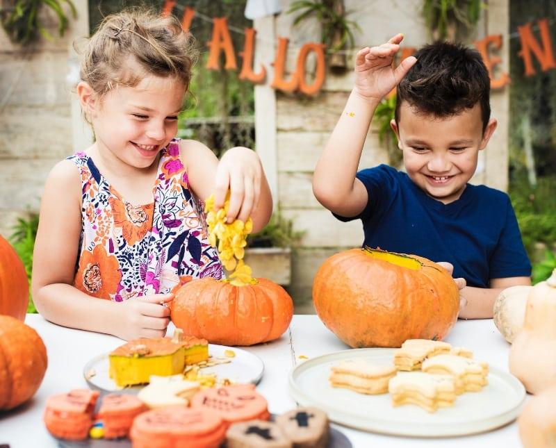 Halloween Party Printable Halloween Scavenger Hunt
