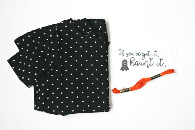 If You've Got It, Haunt It Dress Supplies