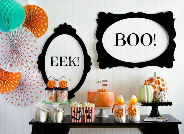Trick or Treat Party