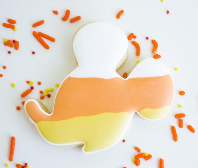 Mickey Mouse Halloween Party |  Fun Mickey Halloween cookies