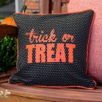 Envelope Style Halloween Pillows