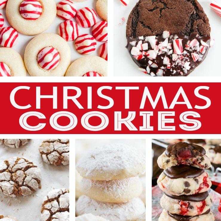 The Best Christmas Cookies Eighteen25