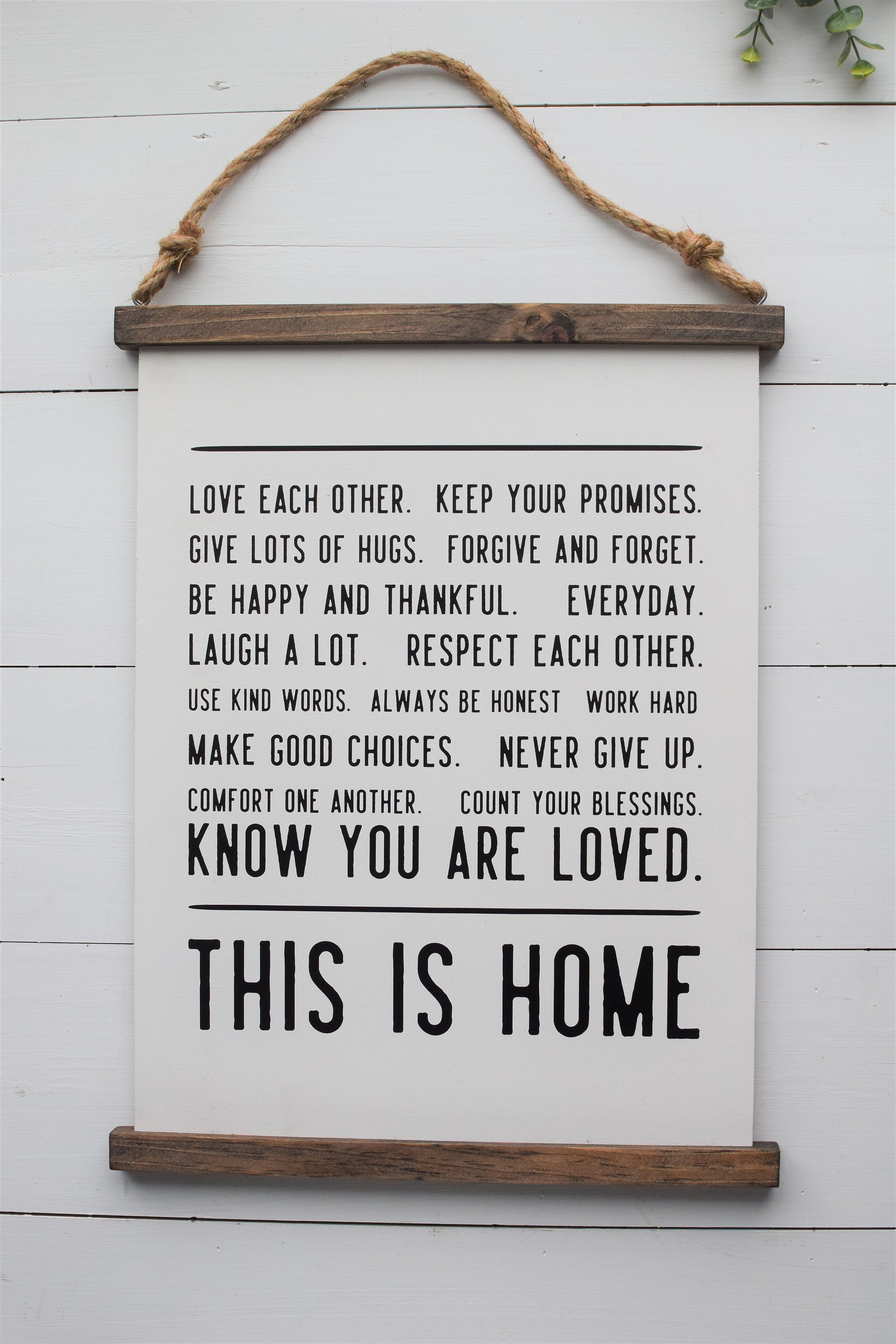 This Is Home | Simple Home and Family