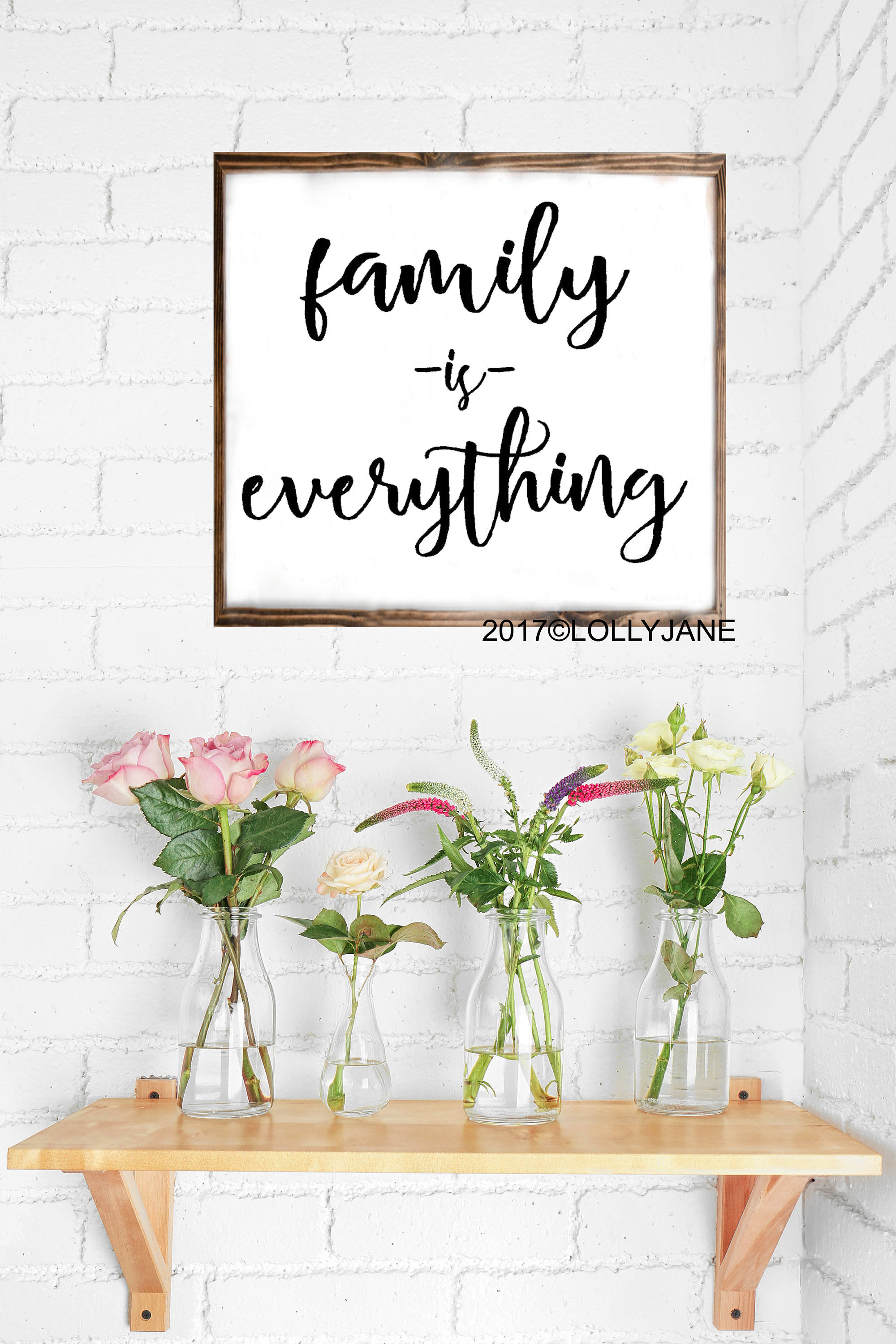 Family is Everything | Lolly Letters