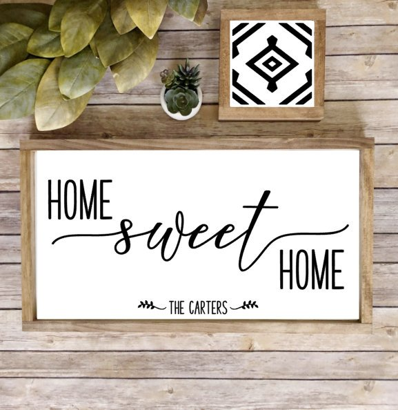 Home Sweet Home | Applelini