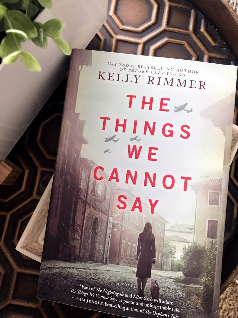 Books To Read: The Things We Cannot Say