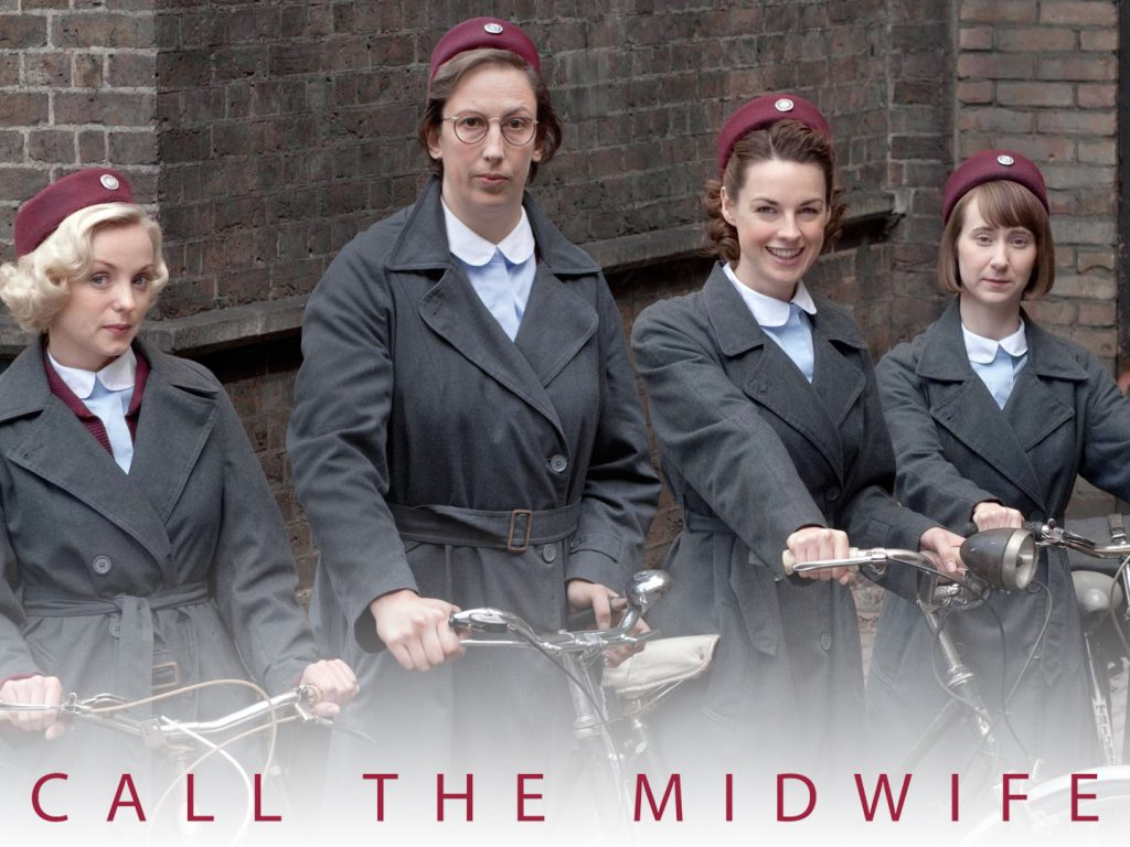 Oh man I love this show. Call The Midwife.