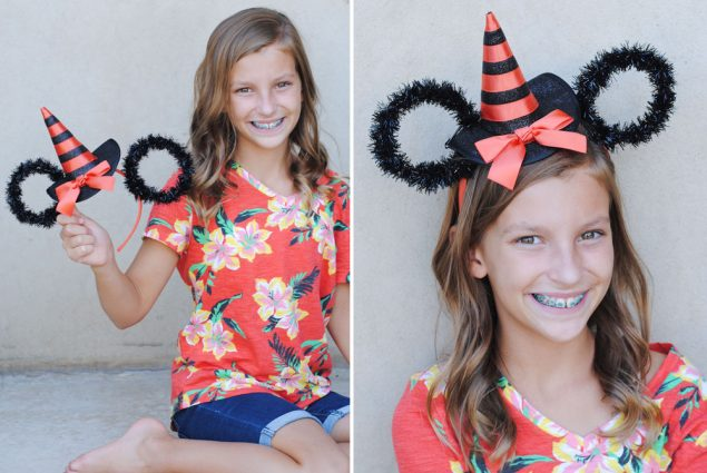 Super Cute Minnie Ears Tutorial