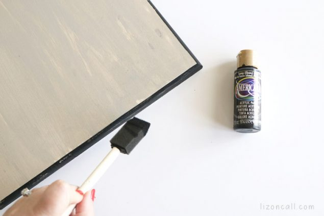 Painting Wood Plaque