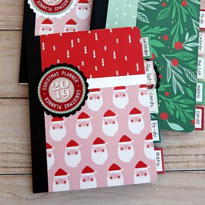 2019 Christmas Planner Printables
