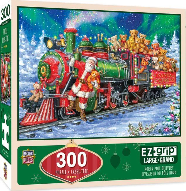 North Pole Delivery Puzzle