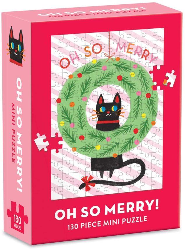 Oh So Merry Mini Puzzle