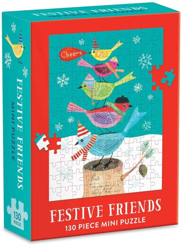 Festive Friends Mini Puzzle
