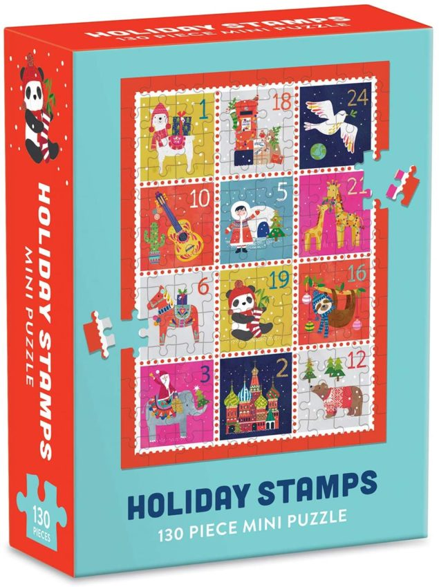 Mini Holiday Stamps Puzzle
