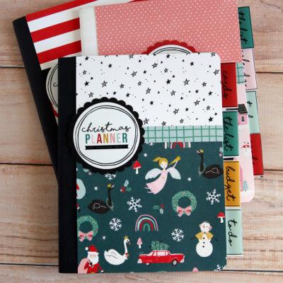 2020 Christmas Planner Printables