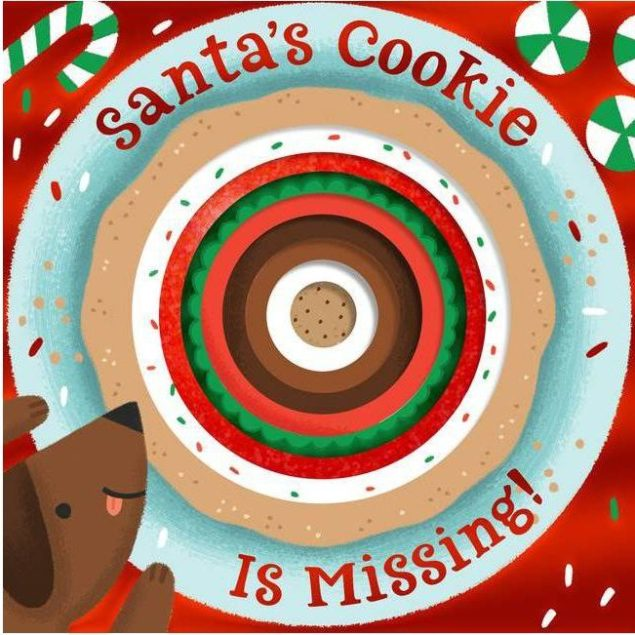 Santa's Cookie Is Missing